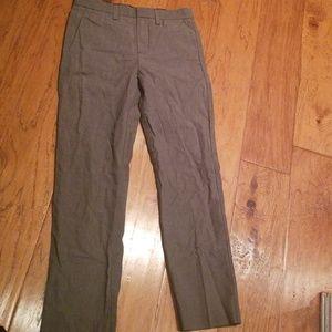 Boys size 7 medium gray light weight slacks